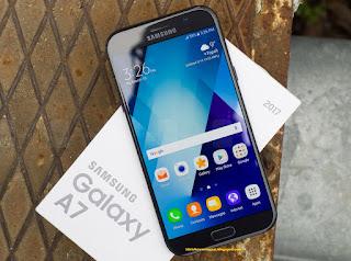 Spesifikasi Samsung Galaxy A7 2017