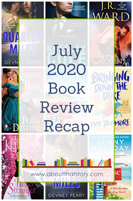 July 2020 Book Review Recap | About That Story