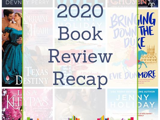July 2020 Book Review Recap