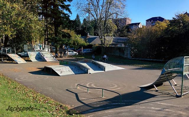 Skatepark Rodez