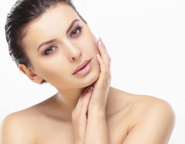 Cuidado de la piel con óleo de argán