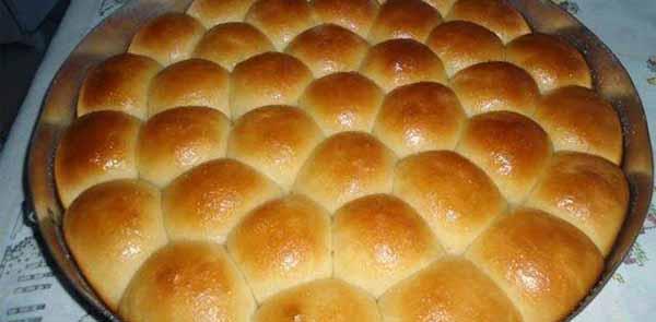 Pão Caseiro Super Fácil
