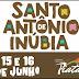 Inúbia/BA: Prefeitura  divulga primeira atração que vai se apresentar na tradicional festa de Santo Antônio 2019;  CONFIRA