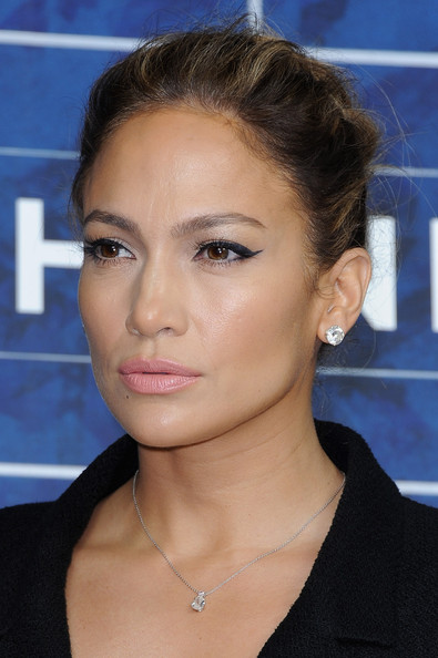 Beautytiptodaycom Copy JLo39s Cool CatEye Makeup Meow!!