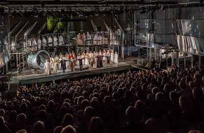 Fidelio at Garsington Opera in 2014