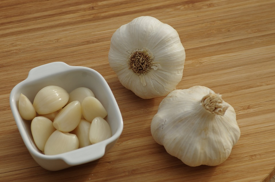 Image result for garlic strengthen immune system""