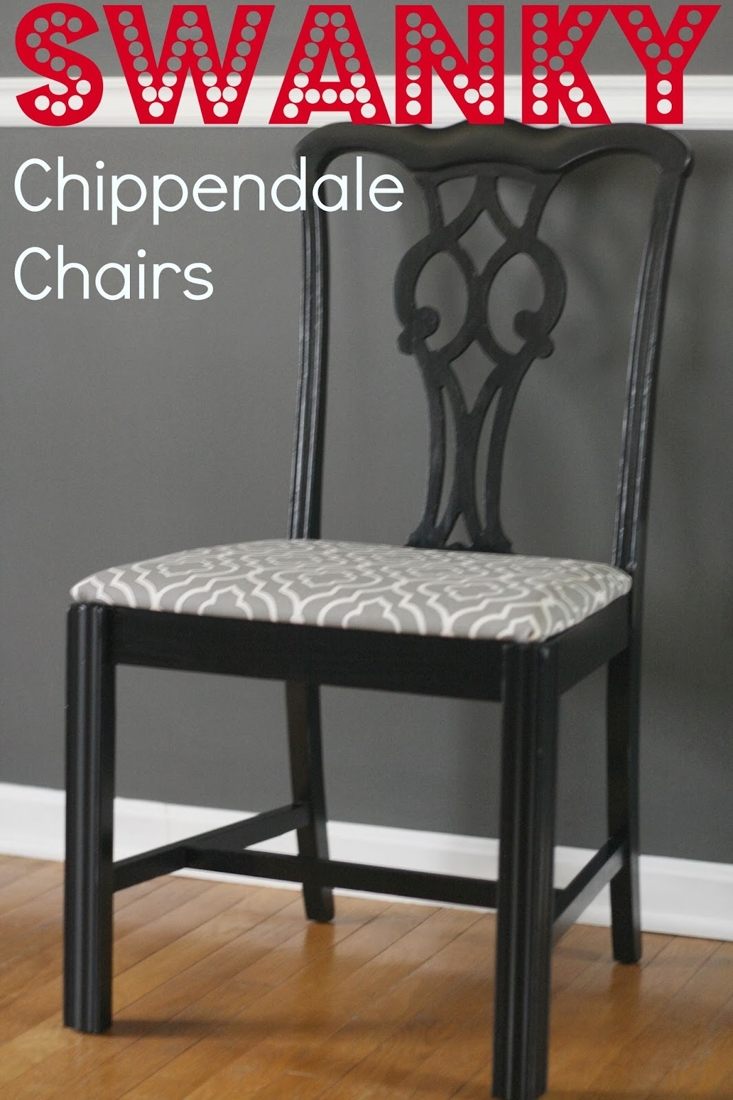 Swanky furniture Swanky Black Chippendale Chairs Eater Chicago Swanky Black Chippendale Chairs Cassie Bustamante