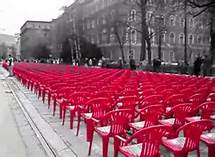 """""""Little Red Chairs"""" Slice Through A Summer Reading Slump"""