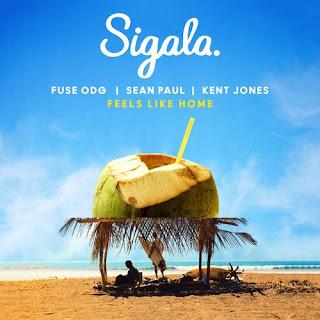 Fuse ODG – Feels Like Home Lyrics ft. Sean Paul x Kent Jones