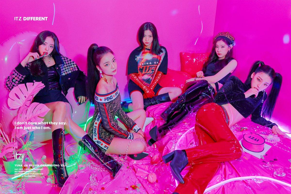 Jom Kenali ITZY , Kumpulan Wanita K-pop Terbaru Dari JYP Entertainment
