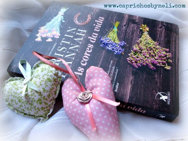 As cores da vida, Kristin Hannah, Editora Arqueiro