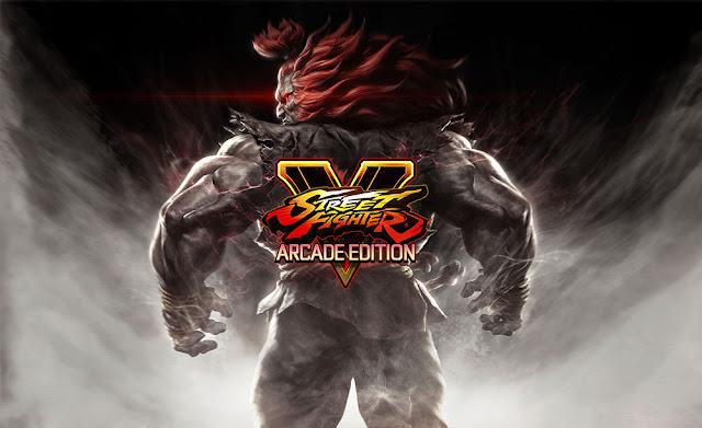Street Fighter V: Arcade Edition será lançado dia 16 de janeiro!
