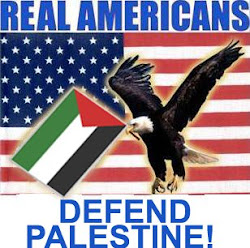 Real Americans Defend Palestine