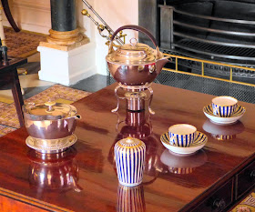 Tea set, Kew Palace