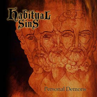 """Το τραγούδι των Habitual Sins """"Watch The Fire Rise"""" από τον δίσκο """"Personal Demons"""""""