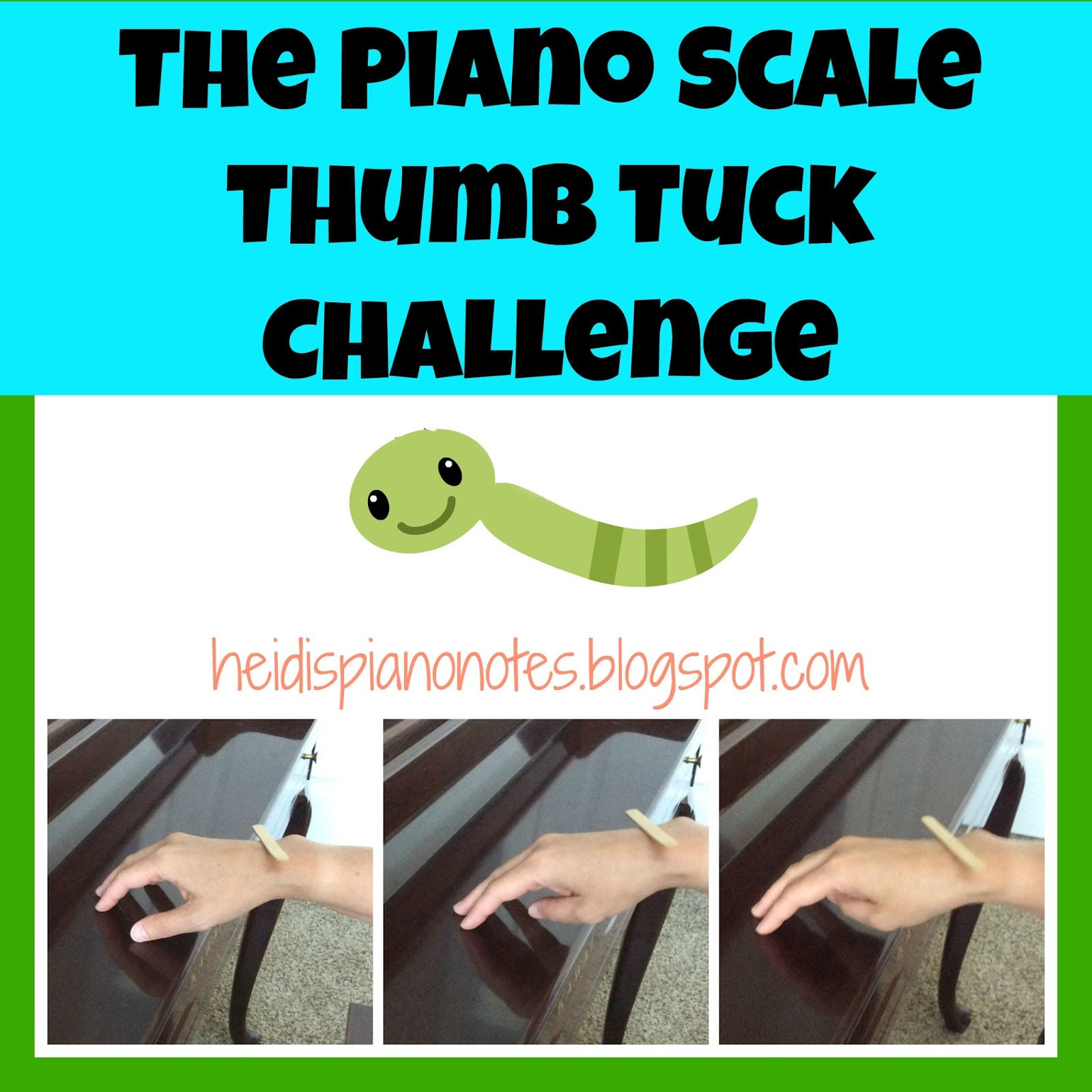 Heidis piano studio 3 stick prop tricks to make music teaching stick read more in this post on how to use a popsicle stick to encourage even scale playing buycottarizona