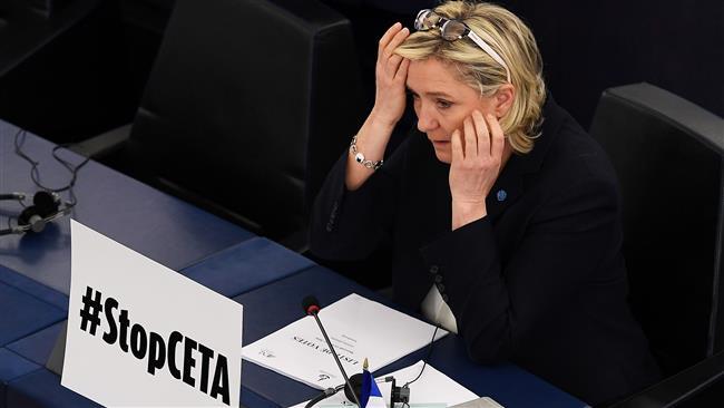 Marine Le Pen's immunity revoked in European parliament over defamation case