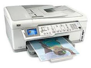 Image HP Photosmart C7280 Printer