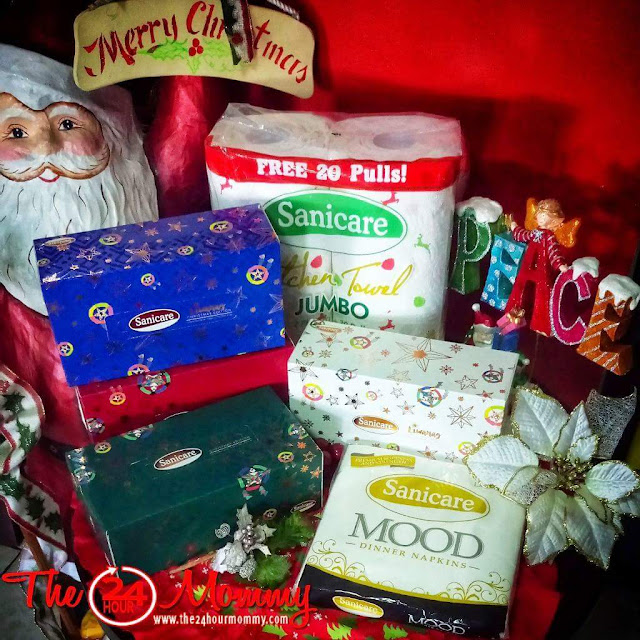 Sanicare paper products