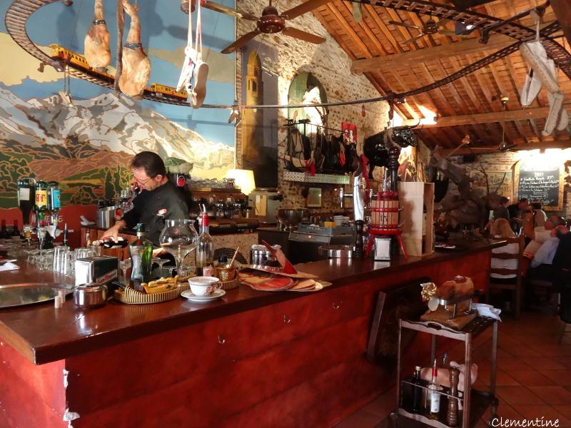 Le Petit Train Restaurant La Garde