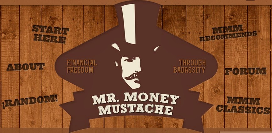 Better By Bicycle: Why Mr Money Mustache's biggest secret of financial  freedom is to ride a bike