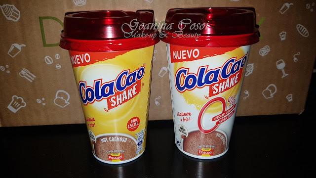 Colacao Caja Degustabox - Marzo ´17
