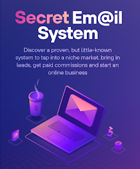 EMAIL SYSTEM - Automated income from generating sales!
