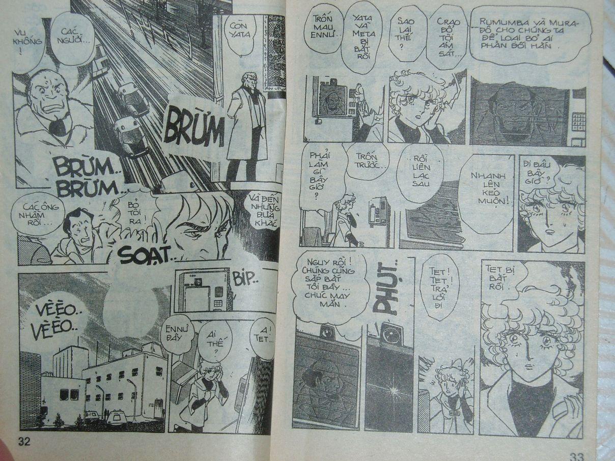 Siêu nhân Locke vol 03 trang 16