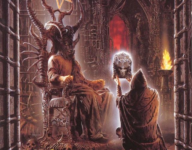 Resultado de imagem para satanás rebelado