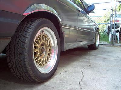 Los neumáticos y la seguridad