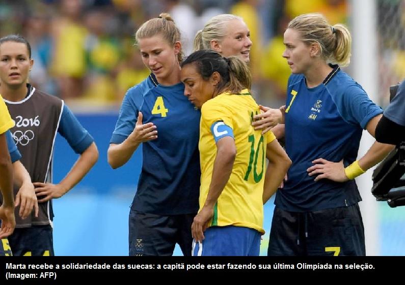Blognetto  O sonho do ouro no futebol feminino é novamente adiado ... 41d3427a6b305