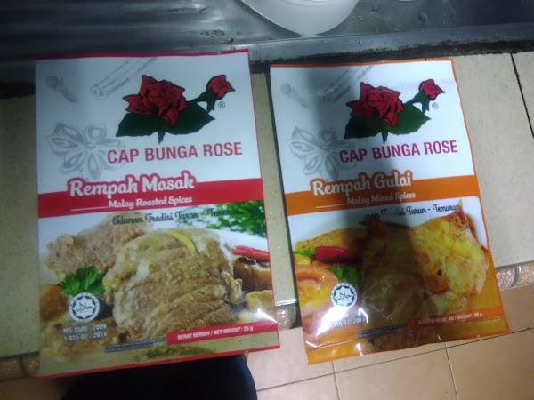 Resepi Nasi Dagang Terengganu dari Adik Iparku
