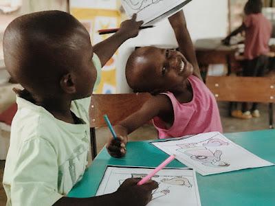 Ejemplo de una foto tomada en uno de nuestros proyectos colaboradores en Kenia.
