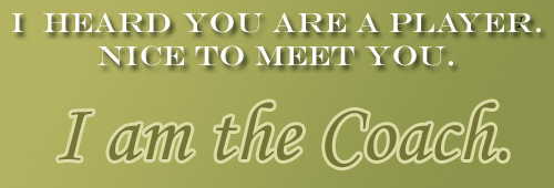 nice to meet you i am the coach quotes