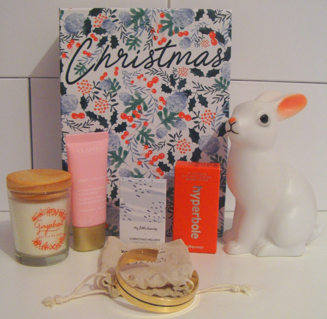 Concours My Little Christmas Box