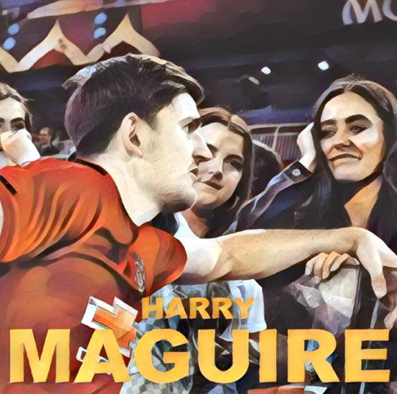 HARRY MAGUIRE 2