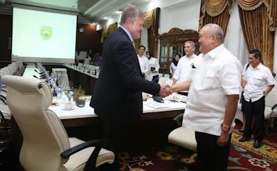 DIAKUI, SUMSEL SALAH SATU PROVINSI TERMAJU DI INDONESIA