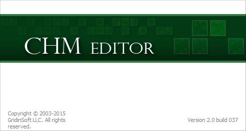 GridinSoft CHM Editor Free