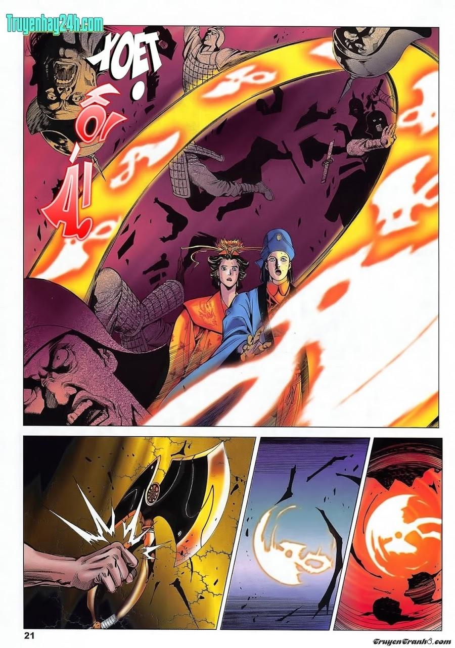 Lục Đạo Thiên Thư chap 21 - Trang 19