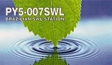 Meu cartão QSL de SWL