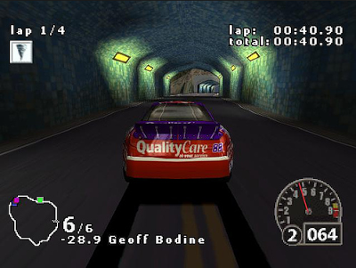 Download Game Balap Mobil Nascar Rumble PS1