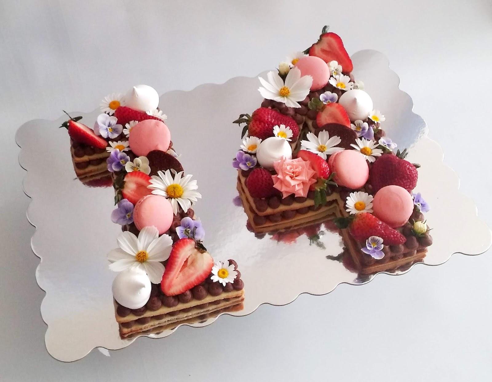 CakeSophia 14th Birthday Cake