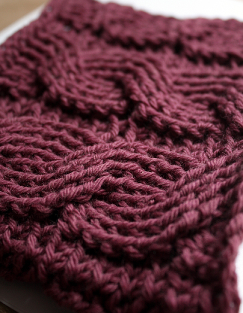 Crochet Cables - Free Pattern