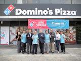 Domino's Pizza Dibuka Secara Rasmi di Kota Kinabalu