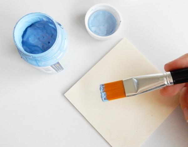 Découverte : Créer et décorer avec la peinture à la craie