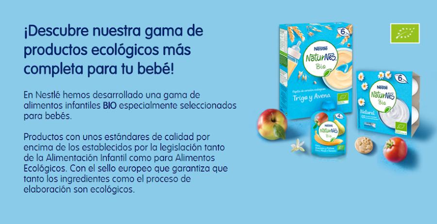 Naturnes bio Nestle