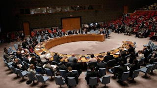 اجتماع عاجل لمجلس الأمن لمعالجة التوتر بين روسيا وأوكرانيا