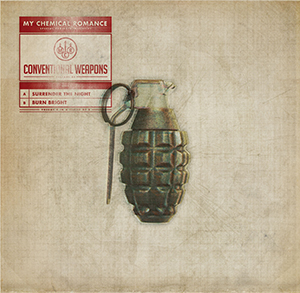 [SINGLE COVER] Conventional Weapons #5 (My Chemical Romance)