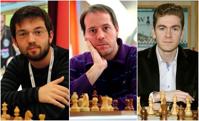 Estos si son Salgado, Vallejo y Antón.