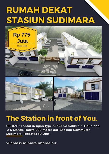 Hunian Dekat Stasiun Jadi Tren Tahun Depan